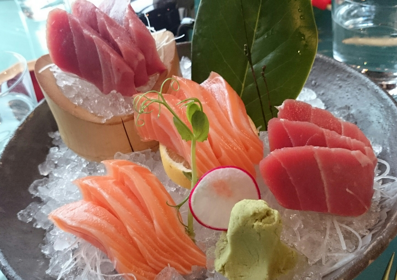 slabire sashimi)